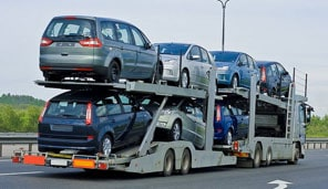 auctions shipping offers cheap car transport